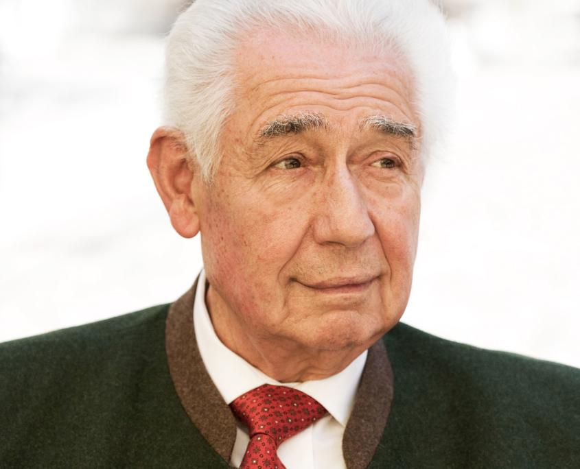 Seniorchef Erwin Schuler (gest. 2015)