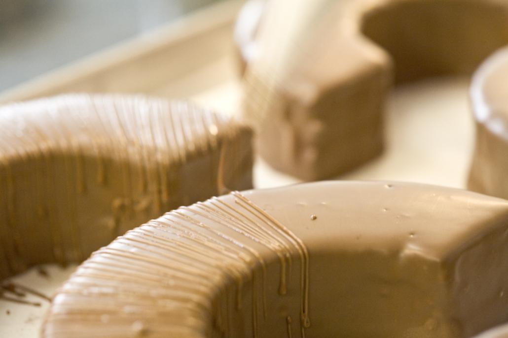 Feinster Baumkuchen-Halbring